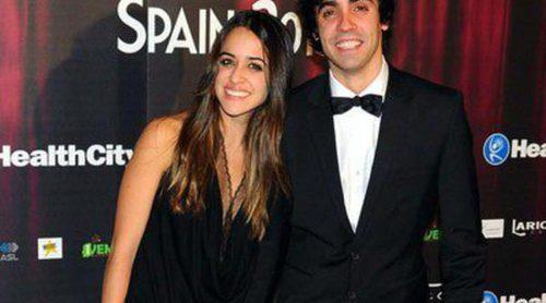 Macarena García, Javier Ambrossi e Innocence acuden a los Premios Público Broadway World Spain 2013