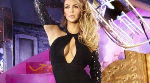 La familia Kardashian felicita la Navidad 2013 con una postal muy pintoresca