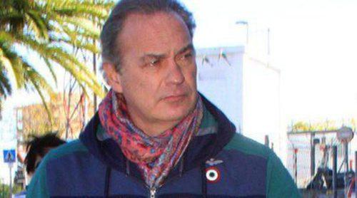 Bertín Osborne arropa a Eugenia Ortiz y Juan Melgarejo tras la muerte de una de sus mellizas prematuras