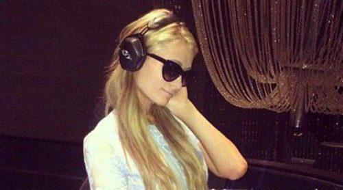 Paris Hilton viaja a Dubai para pinchar en un club propiedad de Roberto Cavalli
