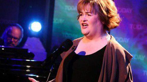 Susan Boyle padece el síndrome de Asperger