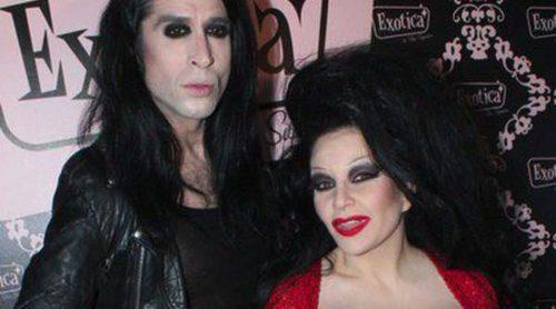 Patricia Pérez, Alaska y Mario Vaquerizo apoyan a Silvia Superstar en la presentación de Exótica
