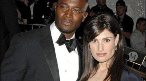 Idina Menzel y Taye Diggs se separan tras diez años de matrimonio