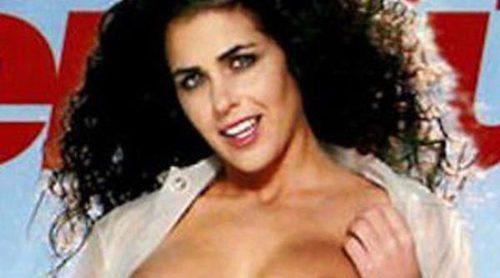 Noemí Merino vuelve a desnudarse en la portada de Interviú para felicitar las fiestas