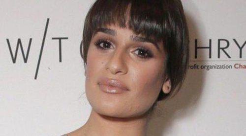 Lea Michele organiza un evento solidario en Los Angeles para ayudar a la gente sin recursos