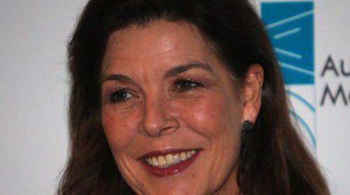 Carolina de Mónaco asiste al estreno de un documental de Polanski a la espera de que Carlota Casiraghi dé a luz