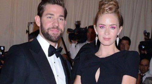 Emily Blunt celebra su baby shower junto a Jennifer Aniston, Amy Adams y Kristen  Bell
