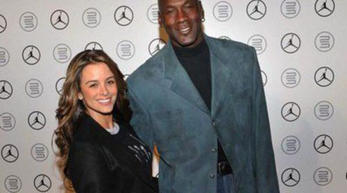 Michael Jordan e Yvette Prieto están esperando gemelas
