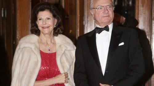 El embarazo de la Princesa Magdalena centra todas las miradas en el homenaje al 70º cumpleaños de la Reina Silvia