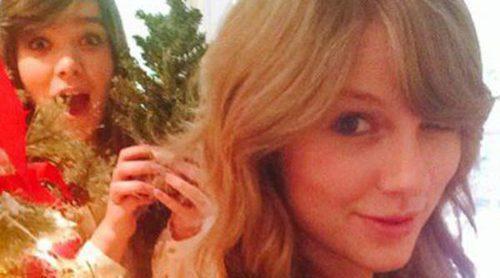 Taylor Swift y Hailee Steinfeld, dos chicas entregadas con la repostería y las manualidades
