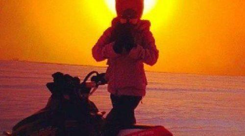 Nicole Scherzinger y Lewis Hamilton dan otra oportunidad a su amor disfrutando de la Navidad en Aspen