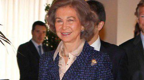 La Reina Sofía, Luis Alfonso de Borbón y Helen Lindes comparten tarde de concierto benéfico