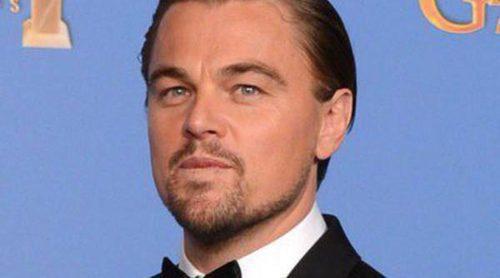Leonardo DiCaprio, Jennifer Lawrence y Bryan Cranston, ganadores de los Globos de Oro 2014
