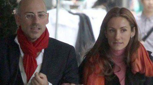 Telma Ortiz y Jaime del Burgo se dan una segunda oportunidad un mes después de pedir el divorcio