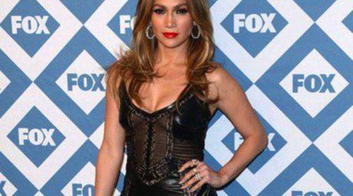 Jennifer Lopez, Zooey Deschanel y Jane Lynch presentan la nueva programación de Fox