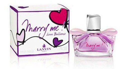 Lanvin amplía su línea de fragancias 'Marry Me!' con 'Love Balloons'