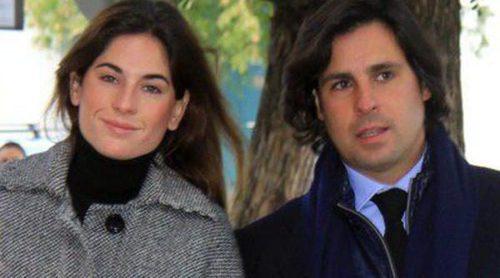 Fran Rivera apoya a Lourdes Montes tras la muerte de su abuelo materno