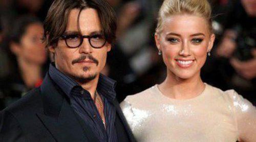 Johnny Depp y Amber Heard podrían estar preparando su boda
