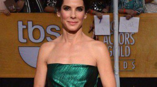 Sandra Bullock, Amy Adams, Sofía Vergara y James Marsden, elegancia sobre la alfombra roja de los SAG 2014
