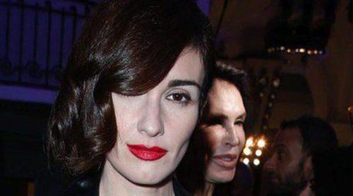 Paz Vega, Catherine Deneuve y Anna Dello Russo pasean por el front row de la Alta Costura de París