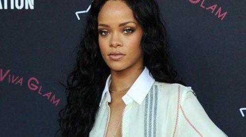 Rihanna y Rita Ora deslumbran en el brunch previo a la entrega de los Premios Grammy 2014