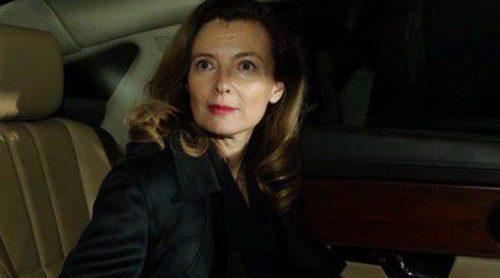 Valérie Trierweiler, de viaje humanitario en la India tras confirmarse su separación de François Hollande