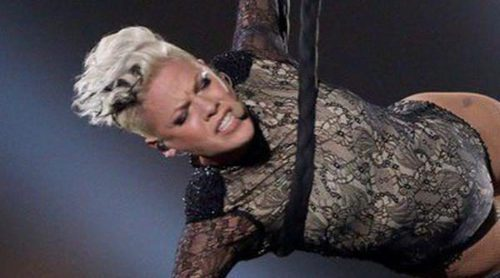 Katy Perry, Taylor Swift y Pink protagonizan las grandes actuaciones de los Grammy 2014