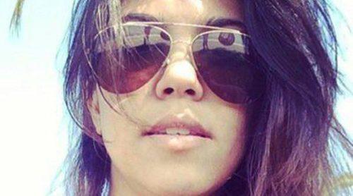 Kourtney Kardashian recuerda sus recientes vacaciones en México con fotos de su hijo Mason