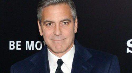 George Clooney, Cate Blanchett y Matt Damon presentan 'Monuments Men' en Nueva York