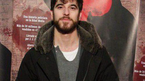 Alfonso Bassave, Daniel Muriel y Jordi Coll disfrutan del estreno de 'El Nombre de la Rosa'