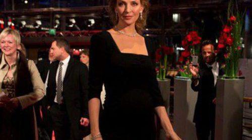 George Clooney, Bradley Cooper y Uma Thurman acuden a la Berlinale 2014