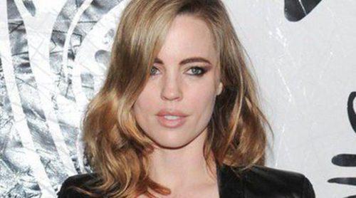 La actriz de 'The Good Wife' Melissa George, madre de un niño llamado Raphaël Blanc
