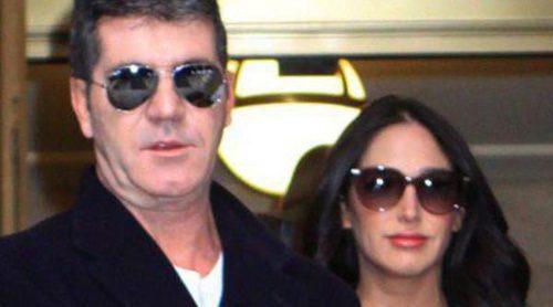Simon Cowell y Lauren Silverman se van a casa con su hijo Eric Philip
