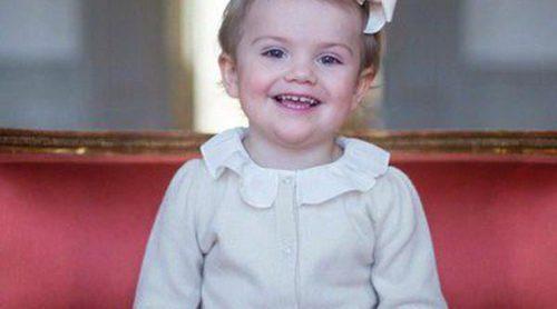 La Princesa Estela de Suecia celebra su segundo cumpleaños junto a sus padres los Príncipes Victoria y Daniel