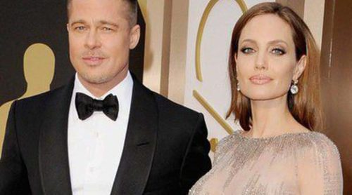 Brad Pitt y Angelina Jolie, Will Smith y Jada Pinkett Smith y Harrison Ford y Calista Flockart: Las parejas de los Oscar 2014