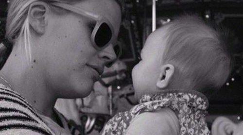 La actriz de 'Dawson Crece' Busy Philipps publica una adorable foto con su hija Cricket