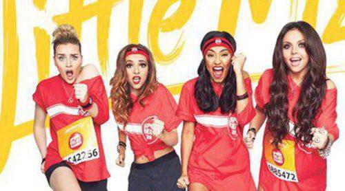 Little Mix presenta el videoclip de 'Word Up', su single benéfico