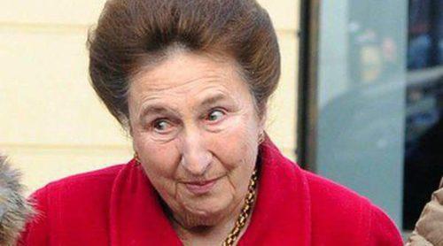 La Infanta Margarita celebra su 75 cumpleaños almorzando con unas amigas