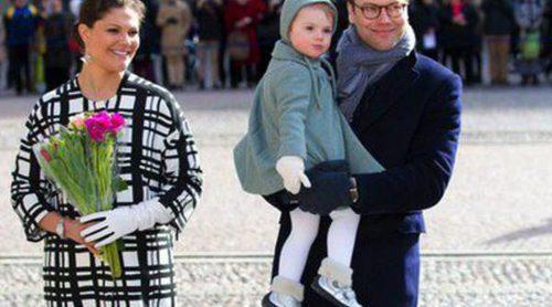 Daniel de Suecia y la Princesa Estela acompañan a Victoria de Suecia en el Día de la Princesa Heredera
