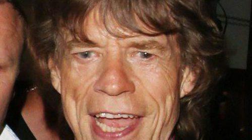 Mick Jagger se despide con una carta de su novia L'Wren Scott y pospone la gira de los Rolling Stones