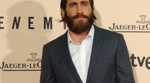 Jake Gyllenhaal estrena 'Enemy' acompañado por Ruth Lorenzo, Topacio Fresh, Natalia y Ana de Armas