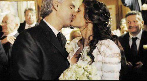 Andrea Bocelli y Verónica Berti se casan tras más de una década de noviazgo