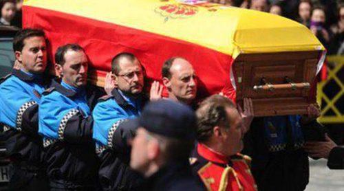 Adolfo Suárez ha sido enterrado en la Catedral de Ávila: 'La concordia fue posible'
