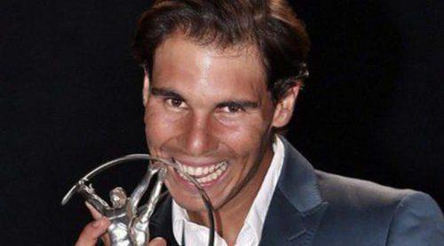 Rafa Nadal y Marc Márquez, ganadores españoles de los premios Laureus 2014