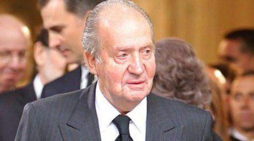 Los Reyes, los Príncipes Felipe y Letizia, Raphael y Paloma Cuevas acuden al funeral de Estado de Adolfo Suárez