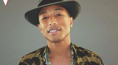 Pharrel Williams reemplazará a CeeLo Green como coach de 'The Voice' en Estados Unidos