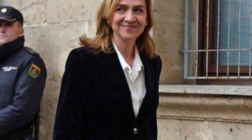 Un informe señala que la autora del vídeo de la declaración de la Infanta Cristina sería una funcionaria del juzgado
