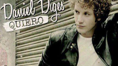 Daniel Diges anuncia la publicación de su nuevo disco 'Quiero' para el 29 de abril
