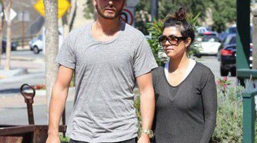Kourtney Kardashian y Scott Disick siguen buscando sitio para celebrar su boda