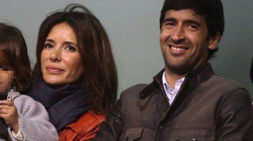 Raúl González y Mamen Sanz se convertirán en padres por sexta vez
